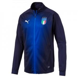 Italy Training Stadium Jacket – Navy