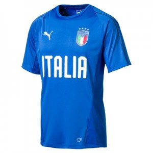 Italy Training Jersey – Blue