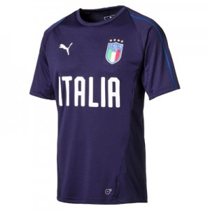 Italy Training Jersey – Navy