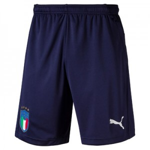 Italy Training Shorts – Navy