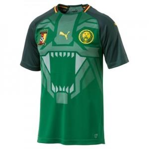 Cameroon Home Shirt 2018