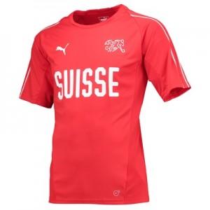 Switzerland Training Jersey – Red