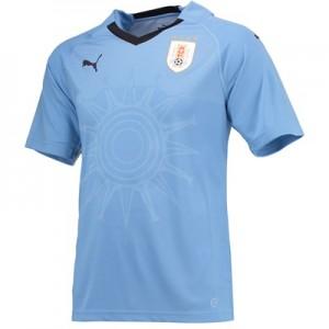 Uruguay Home Shirt 2018