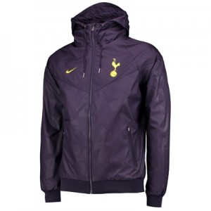 Tottenham Hotspur Authentic Windrunner – Purple