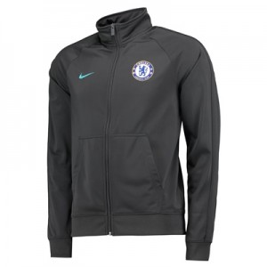 Chelsea Core Track Jacket – Black