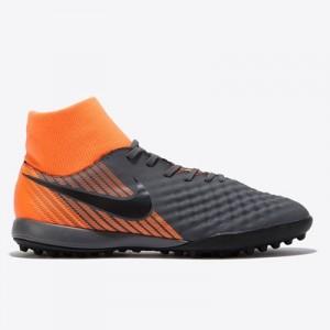 Nike Magista Obra 2 Academy Dynamic Fit Astroturf Trainers – Dark Grey
