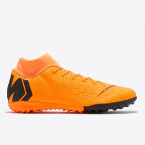 Nike Mercurial SuperflyX 6 Academy Astroturf Trainers – Orange