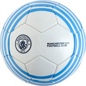 Manchester City Size 2 Football – White