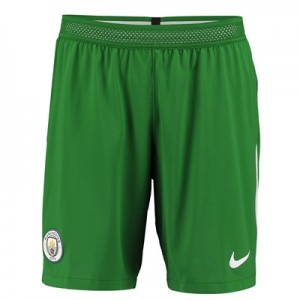 Manchester City Goalkeeper Shorts 2017-18