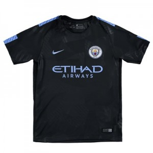 Manchester City Third Stadium Shirt 2017-18 – Kids