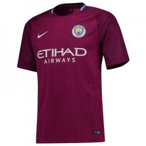 Manchester City Away Stadium Shirt 2017-18 – Kids