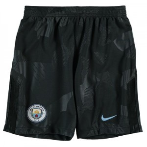 Manchester City Third Stadium Shorts 2017-18 – Kids