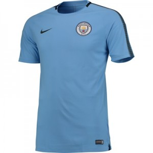 Manchester City Squad Training Top – Light Blue – Kids