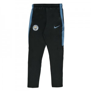 Manchester City Squad Training Pant – Dark Green – Kids