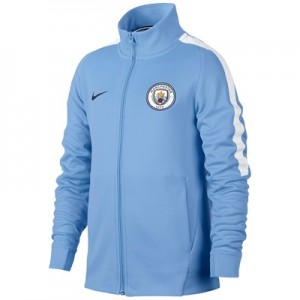Manchester City Franchise Jacket – Lt Blue – Kids
