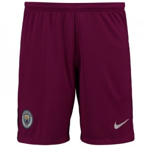 Manchester City Away Stadium Shorts 2017-18