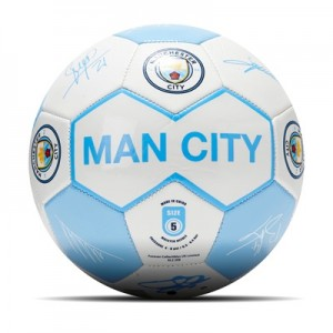 Manchester City Size 5 Signature Football