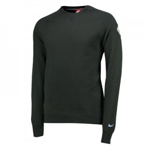 Manchester City Authentic Crew Neck Sweater – Green
