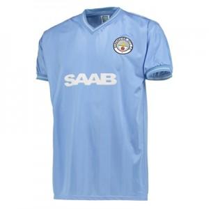Manchester City 1984 Home Shirt