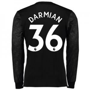 Manchester United Away Shirt 2017-18 – Long Sleeve with Darmian 36 pri