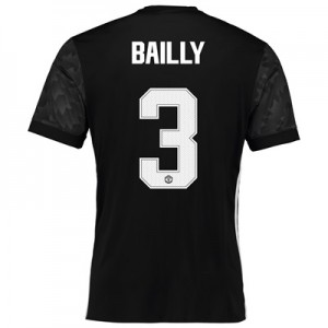 Manchester United Away Cup Shirt 2017-18 with Bailly 3 printing