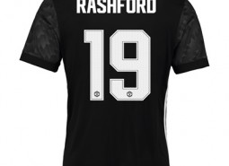 Manchester United Away Cup Shirt 2017-18 with Rashford 19 printing