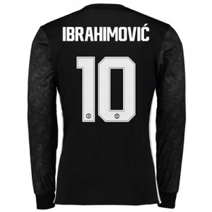 Manchester United Away Cup Shirt 2017-18 – Long Sleeve with Ibrahimovi