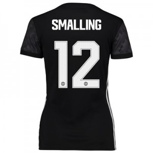 Manchester United Away Cup Shirt 2017-18 – Womens with Smalling 12 pri