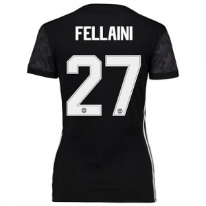 Manchester United Away Cup Shirt 2017-18 – Womens with Fellaini 27 pri