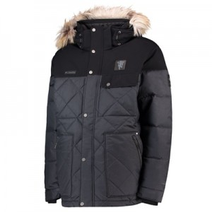 Manchester United Columbia Barlow Pass 550 TurboDown Quilted Jacket –