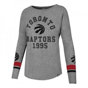 """Toronto Raptors 47 Encore Courtside Long Sleeve T-Shirt – Womens"""