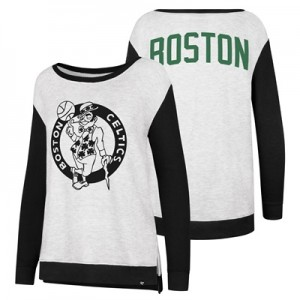 """Boston Celtics 47 Kyla Sweater – Womens"""