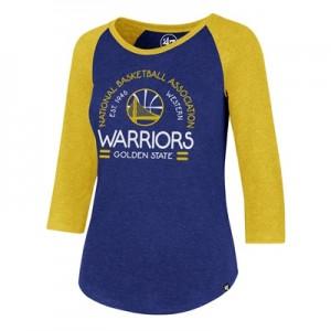 """""""Golden State Warriors 47 Club Raglan Long Sleeve T-Shirt – Womens"""""""