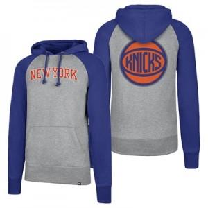 """New York Knicks 47 Sport Raglan Pullover Hoodie  – Mens"""