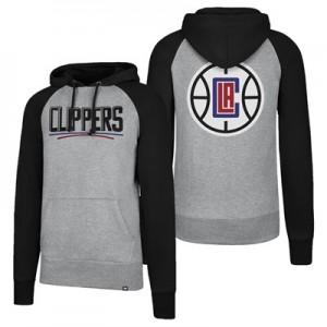 """""""LA Clippers 47 Sport Raglan Pullover Hoodie  – Mens"""""""