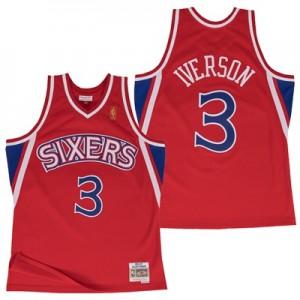 """Philadelphia 76ers Allen Iverson Hardwood Classics Road Swingman Jerse"""