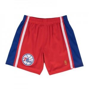 """Philadelphia 76ers Hardwood Classics Swingman Short – Mens"""