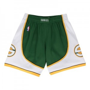 """Seattle Supersonics Hardwood Classics Swingman Short – Mens"""