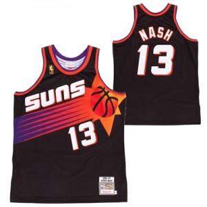"""Phoenix Suns Steve Nash 1996-97 Alternate Authentic Jersey By Mitchell"""