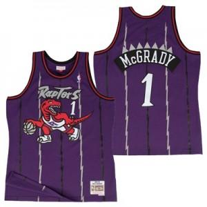 """Toronto Raptors Tracy McGrady Hardwood Classics Road Swingman Jersey -"""
