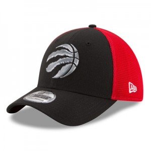 """""""Toronto Raptors New Era 2017 Official On-Court 39THIRTY Stretch Fit Ca"""""""