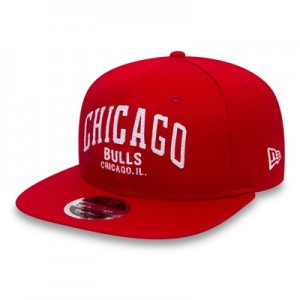 """Chicago Bulls New Era Felt Script 9FIFTY Snapback"""