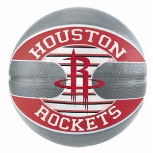 """Spalding NBA Houston Rockets Team Basketball – Size 7"""
