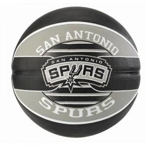 """Spalding NBA San Antonio Spurs Team Basketball – Size 7"""