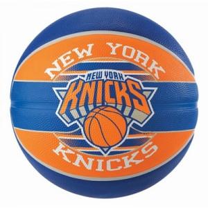 """Spalding NBA New York Knicks Team Basketball – Size 7"""