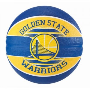 """""""Spalding NBA Golden State Warriors Team Basketball – Size 7"""""""
