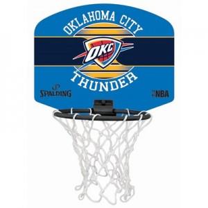 """""""Spalding NBA Oklahoma City Thunder Mini Backboard & Ball"""""""
