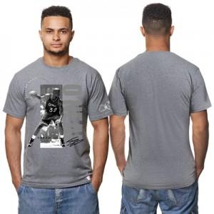 """Orlando Magic Hardwood Classics – Shaquille ONeal Player Photo T-Shirt"""