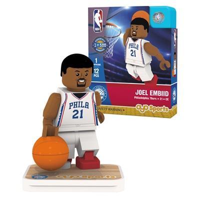 """""""Philadelphia 76ers Joel Embiid Minifigure"""""""