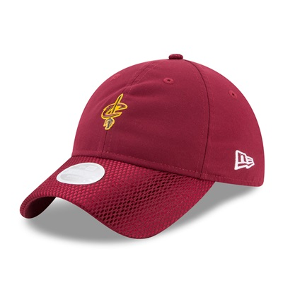 """Cleveland Cavaliers New Era 2017 Official On-Court 9TWENTY Adjustable """